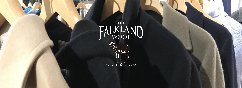 THE FALKLAND WOOL -フォークランド ウール